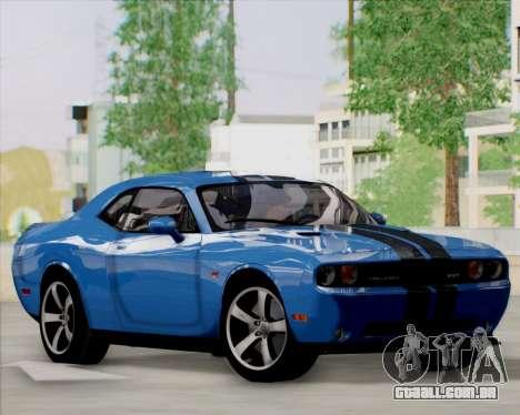 ENBSeries 1.4 para GTA San Andreas por diante tela