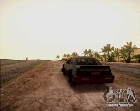 SA Graphics HD v 4.0 para GTA San Andreas terceira tela