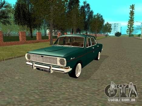 GÁS 24-01 Volga para GTA San Andreas