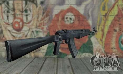 O AK47 de STALKER para GTA San Andreas segunda tela