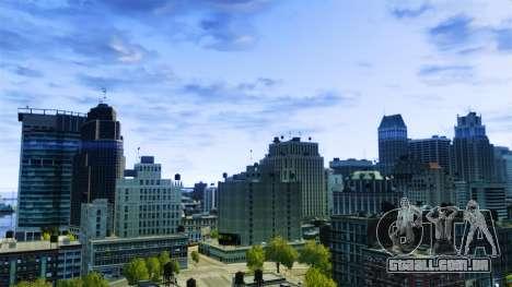 Clima no Egito para GTA 4 terceira tela