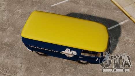 Volkswagen Transpoter 2 1975 para GTA 4 vista direita
