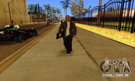 Notebook mod v1.0 para GTA San Andreas por diante tela