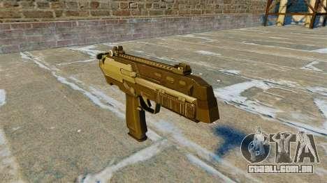 AY69 metralhadora para GTA 4