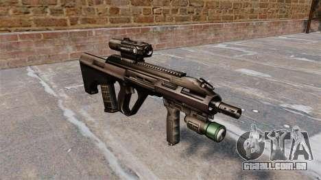 Rifle Steyr AUG A3 para GTA 4