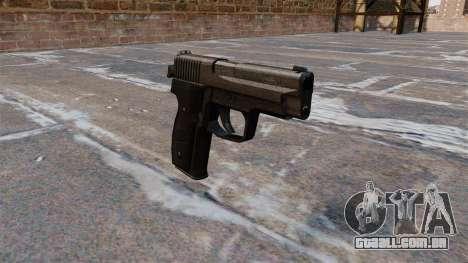 SIG-Sauer P228 pistola para GTA 4