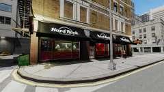 Um novo café-Hard Rock-