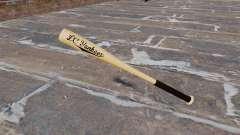 Taco de beisebol de madeira de HD