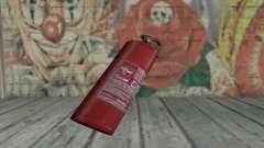 Extintor de incêndio de L4D