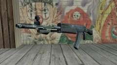 O AK47 de STALKER para GTA San Andreas
