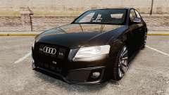 Audi S4 Unmarked Police [ELS]