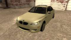 BMW M5 sedan para GTA San Andreas