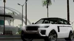Baller 2 из GTA V