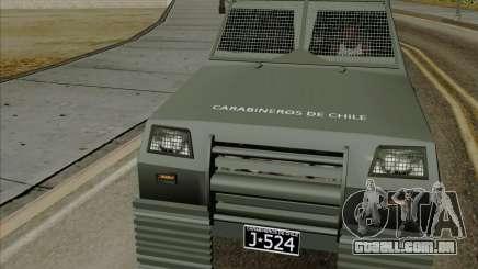 Zorrillo FF.EE para GTA San Andreas