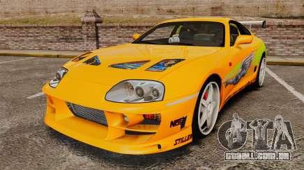 Toyota Supra RZ 1998 (Mark IV) Bomex kit para GTA 4