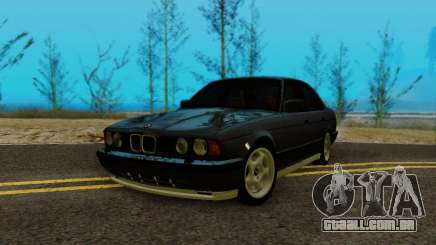 BMW M5 E34 1992 para GTA San Andreas