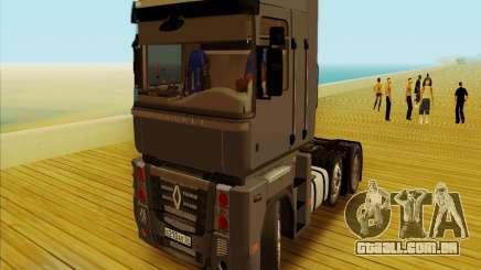Renault Magnum para GTA San Andreas