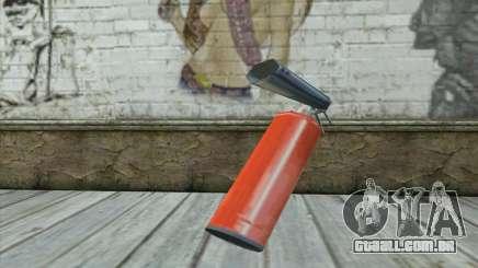 Extintor de incêndio para GTA San Andreas