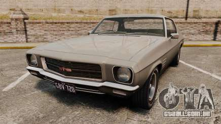 Holden Monaro GTS 1971 para GTA 4