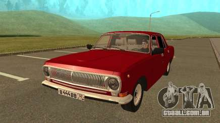 GAZ 24-10 Volga limousine para GTA San Andreas