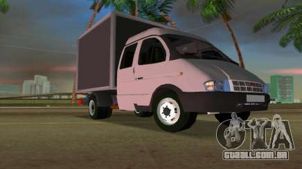 Gazela 33023 para GTA Vice City