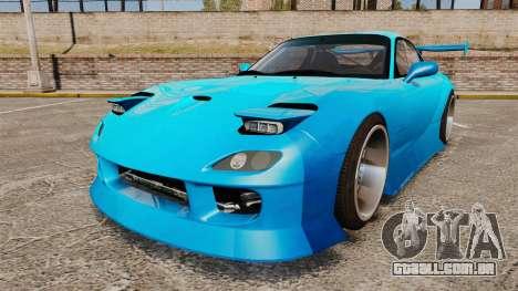Mazda RX-7 Super Edition para GTA 4