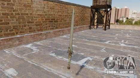 Espada-Rebelião- para GTA 4 segundo screenshot