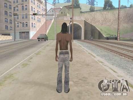 Lil Wayne para GTA San Andreas terceira tela