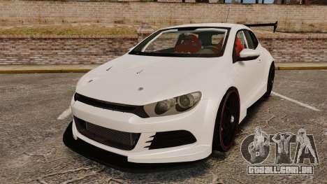 Volkswagen Scirocco para GTA 4