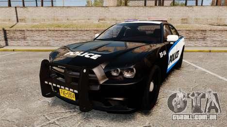 Dodge Charger 2013 Liberty City Police [ELS] para GTA 4