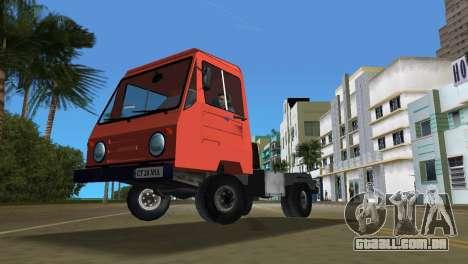 Multicar para GTA Vice City vista inferior