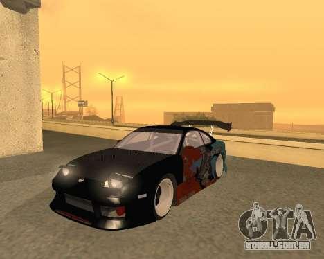Nissan 150sx Evil Empire para GTA San Andreas