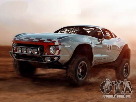 Arranque telas de Rally Fighter para GTA 4