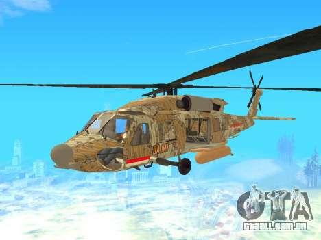 SH-60  Batik Indonesia para GTA San Andreas