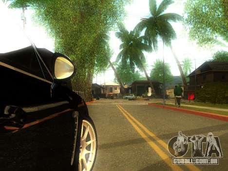 New Grove Street v2.0 para GTA San Andreas por diante tela