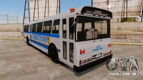 Brute Bus Corrections [ELS] para GTA 4