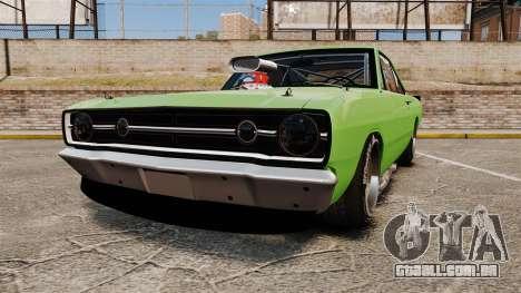 Dodge Dart 1968 para GTA 4