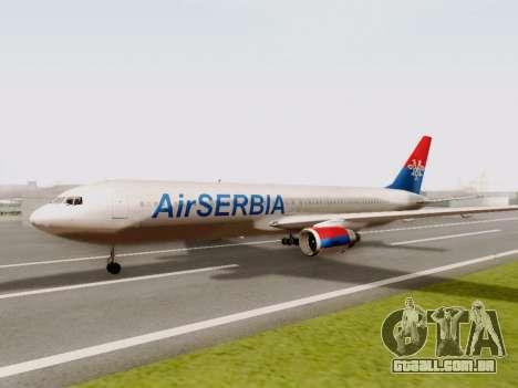 Boeing 767-300 para GTA San Andreas
