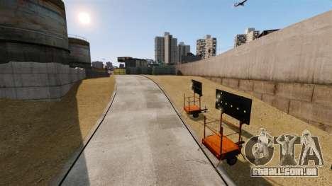 Fora-de-pista v2 para GTA 4 décima primeira imagem de tela