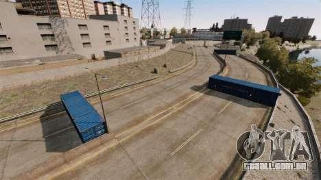 Трек-Desafio Aceito- para GTA 4 quinto tela