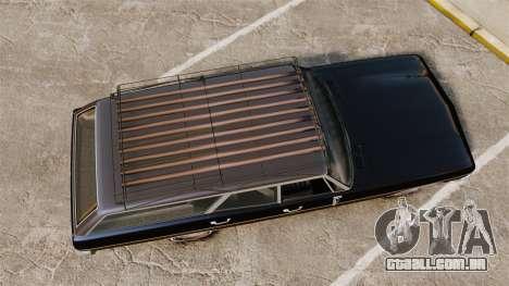 GTA V Dundreary Regina Little Wheel para GTA 4 vista direita
