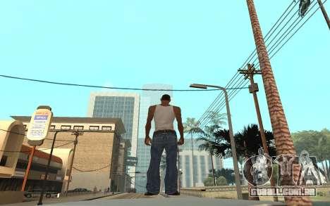 Alterar o intervalo de renderização para GTA San Andreas