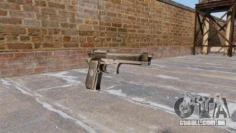 Auto-carregamento de pistola Beretta 92FS para GTA 4