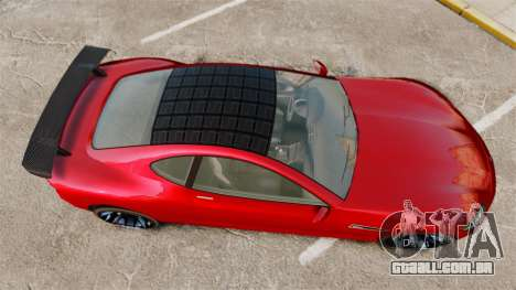 GTA V Hijak Khamelion para GTA 4 vista direita