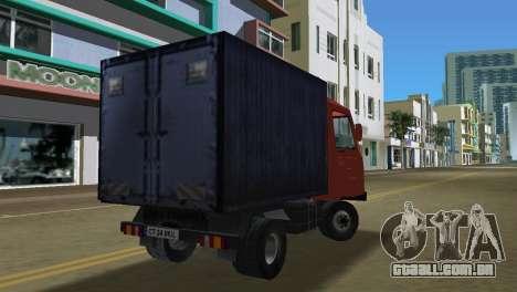 Multicar para GTA Vice City deixou vista