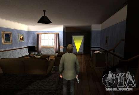 WMYST HD para GTA San Andreas segunda tela