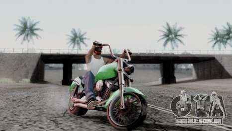 ENBSeries By AVATAR 4.0 Final para GTA San Andreas quinto tela