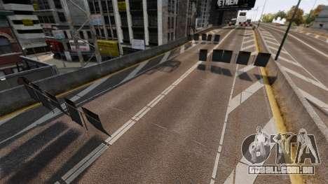 Трек-Desafio Aceito- para GTA 4 terceira tela