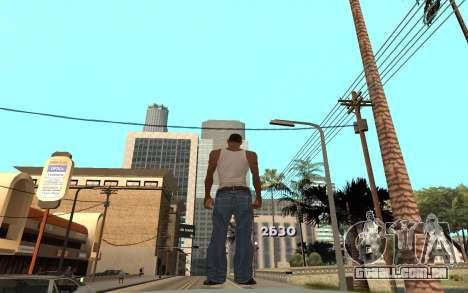 Alterar o intervalo de renderização para GTA San Andreas segunda tela