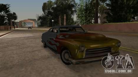 Hermes GTA VCS para GTA Vice City deixou vista